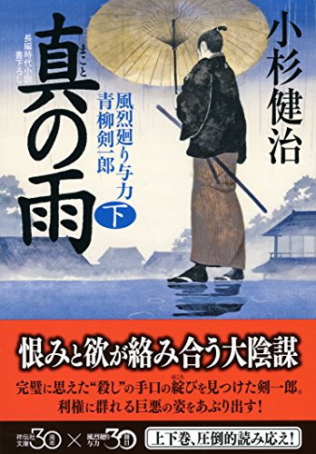 真の雨(下) 風烈廻り与力・青柳剣一郎 (祥伝社文庫)