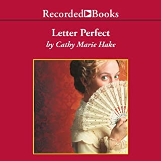 Letter Perfect audiobook cover art