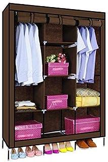 خزانة ملابس بثلاثة رفوف