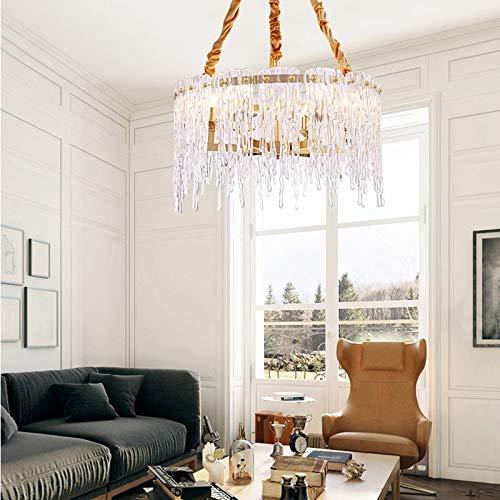 YKDY Plafoniera a LED 全 铜 简约 轻 奢 客厅 头 卧室 餐厅 创意 灯具 灯具 头 头 吊灯