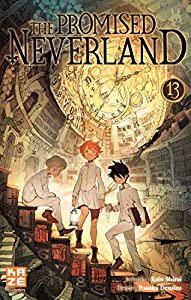 The Promised Neverland Edition simple Tome 13