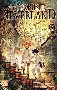 The Promised Neverland, tome 13 par Kaiu Shirai