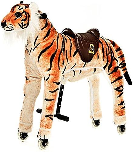 Animal Riding Tiger \ Shirkan\  - small