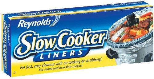 Reynolds Wrap Slow Cooker Liners - 4 ct