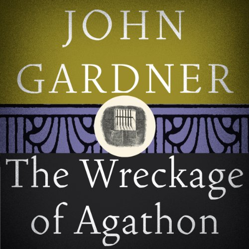The Wreckage of Agathon cover art