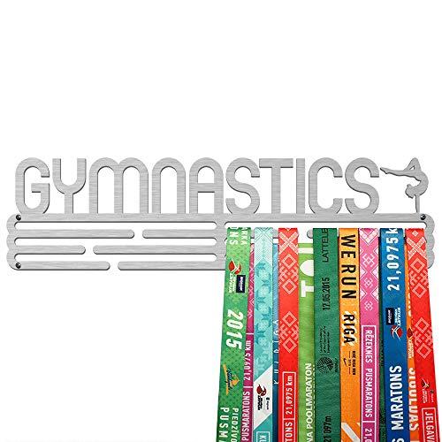Medal hanger GYMNASTICS - stainless steel holder