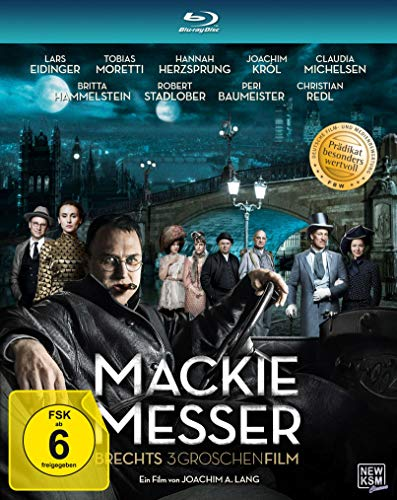 Mackie Messer - Brechts Dreigroschenfilm [Blu-ray]