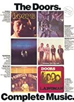 The Doors. Complete Music: Piano and Voice, with Guitar Chord Symbols