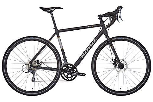 Kona Rove AL - Bicicletas ciclocross - negro Tamaño del cuadro 59 cm 2017
