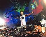 David Guetta Signiert Autogramme 21cm x 29.7cm Foto Plakat