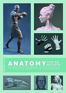 Legaspi, C: Anatomy for 3D Artists