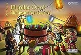 El follet Oriol i la festa d'aniversari (Llibres infantils i juvenils - Sopa de contes - El follet Oriol)