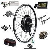 "Best Electric Bike Conversion Kits - Ebike Conversion Kit 24"" 26"" 27.5"" 29"" inch Review"