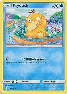 Psyduck - 28/149 - Common - Pokemon Sun & Moon