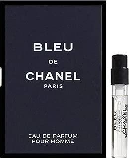 BLEU DE C H A N E L Eau de Parfum 2ml/0.06oz Sample Spray For Men