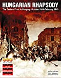 MMP: Hungarian Rhapsody, The Battle for Hungary, Oct 1944 - Feb 1945, Boardgame