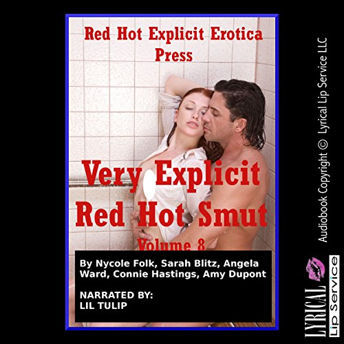 Very Explicit Red Hot Smut, Volume 8 cover art