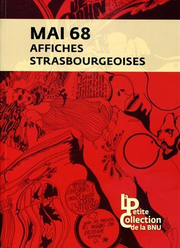 Mai 68 : Affiches strasbourgeoises