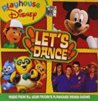 Playhouse Disney: Let's Dance by Various Artists (2010-09-07)