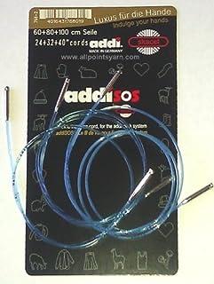 "Addi SOS Lifeline Insertion Cords 24 + 32 + 40"""