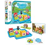 Three Little Piggies Deluxe - Os 3 Porquinhos - SG023 - Smart Games