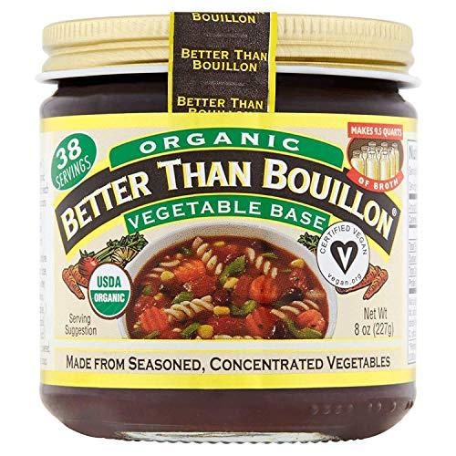 Better Than Bouillion; Vegetable Base (8 oz) by Better Than Bouillon