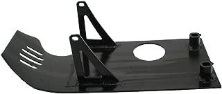 TC-Motor Black Aluminum Engine Skid Plate For Dirt Pit Bike XR50 CRF50 90cc 110cc 125cc 140cc Lifan YX SSR Thumpstar Coolster Taotao