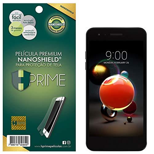 Pelicula HPrime NanoShield para LG K9 TV (K8 2018), Hprime, Película Protetora de Tela para Celular, Transparente