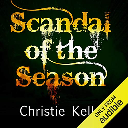 Scandal of the Season audiobook cover art