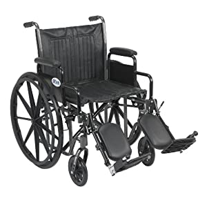 Wheelchairs & accessories Wheelchair Econ REM desk arms 20 wither's dual axle Made in: United States