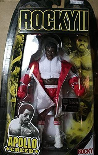 precios razonables Rocky II  The Authentic Authentic Authentic Collection Action Figure Apollo Creed by Rocky  Compra calidad 100% autentica
