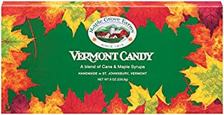 Maple Grove Farms Blended Maple Candy, Fancies & Leaf Shapes, 8 Ounce