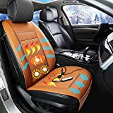 Fochutech Heated Seat Covers Cooling Heated Seat Cushion with...