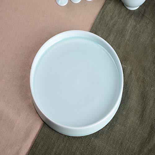 Desconocido Generic Utensilios de Cocina prácticos, Platos de cerámica. Wine Plate...