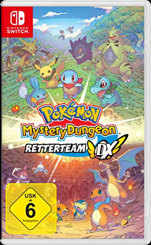 Pokemon Mystery Dungeon: Retterteam DX