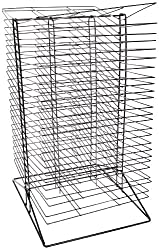 Best Classroom Drying Racks - Sax All-Steel Double Sided Wire Drying Rack