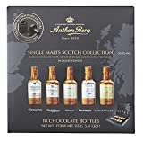 Anthon Berg - Single Malts Scotch Whiskys - 155g/5.51 Oz