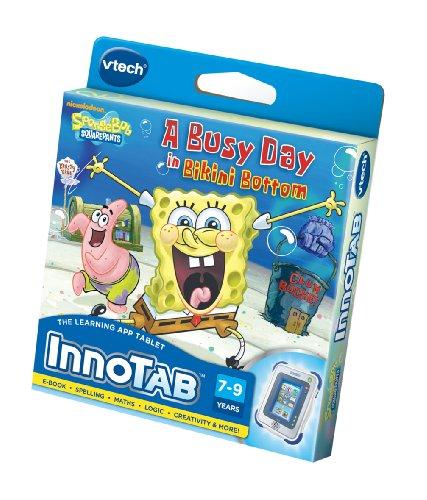 [Import Anglais] VTech InnoTab Spongebob System Game