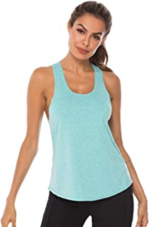 Women Gym Running Fitness Jogging Yoga Vest Breathable Quick Drying Female Yoga Top