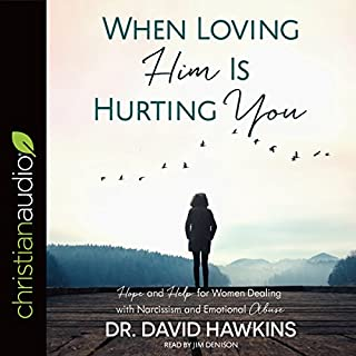 When Loving Him Is Hurting You audiobook cover art
