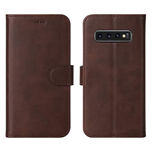 Feitenn Compatible with S10 Plus Case 2019, S10 Plus Case Wallet, Kickstand Card...