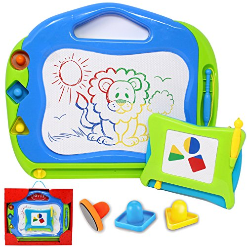 JOYIN 2 Magnetic Drawing Boards