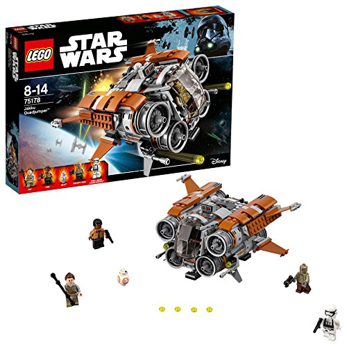 LEGO UK 75178 'Jakku Quad jumper Construction Toy