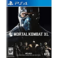Mortal Kombat XL PlayStation 4 PS4 モータルコンバットXLプレイステーション4北米英語版 [並行輸入品]