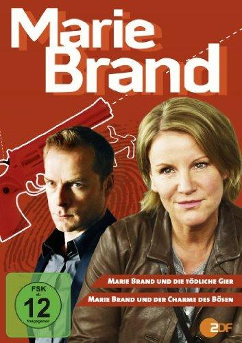 Marie Brand und die tödliche Gier / Marie Brand und der Charme des Bösen