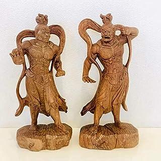 北斗の拳 金剛力士像 井波彫刻 木彫りけんしろう 原先生 不朽 名作