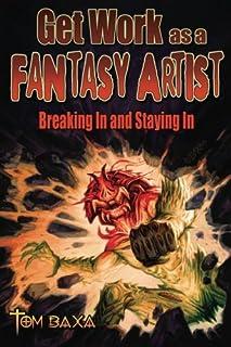 Get Work As A Fantasy Artist