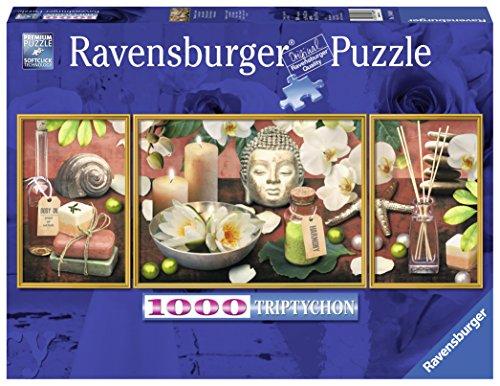 Ravensburger 19488 9 - Puzzle Vollkommene Harmonie - Triptychon 1000 Teile