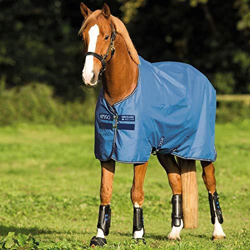 Horseware Decke Amigo Hero 900 50g- Blue-198 cm