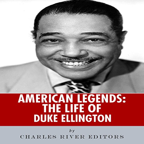 American Legends: The Life of Duke Ellington audiobook cover art